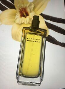 CAROLINA HERRERA CLASSIC EDP  spray 38 ml left no cap women perfume