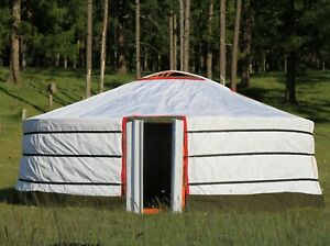 16.5 ft Camping Yurt/GER/