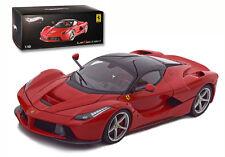 Mattel Elite Ferrari 'LaFerrari' Geneva Motorshow 2013 - 1/18 Scale