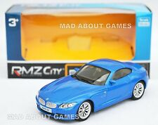 BMW Z4 New 10 cm 4'' Car Metal Model Diecast Miniature Die Cast