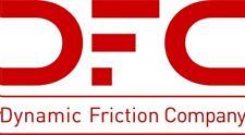 Disc Brake Pad Set-Heavy Duty Pads - Semi Metallic Rear DFC 1214-1046-00