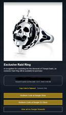 Destiny 2: Bungie Rewards Raid Ring CODE
