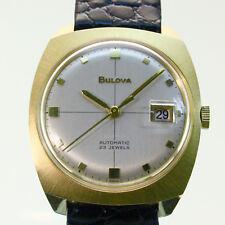 Bulova Automatic Datum  Double Gold  von 1970