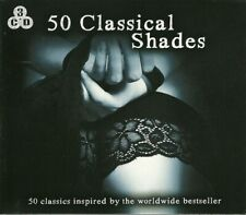 Wholesale Lot 100 x 50 Classical Shades 3 CD Inspired by the Film