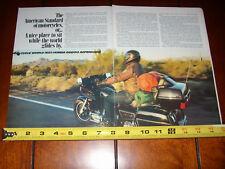 1984 HONDA GOLD WING GL1200 ASPENCADE - ORIGINAL ARTICLE