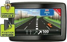 GPS TOMTOM VIA 110 NAVIGATION AUTOMOBILE CARTES FRANCE + ALERTES RADARS