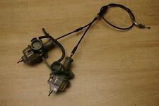 Honda CB125 T / T2 1977 - 1986 carb / carbs / carburetors / carburetor + cables