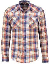 NWT Levi's Barstow Western Plaid Casual Shirt Var. Colors denim jeans 501 jacket