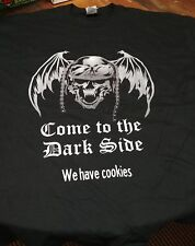 Come To The Dark Side We Have Cookies T-Shirt  Atlanticade Summerside PEI  (XL)