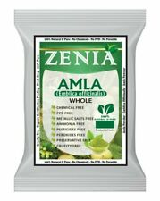 100g Zenia Whole Amla Dry Indian Gooseberry+ free gift