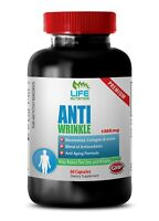 Collagen Supplement - Anti-Wrinkle 1400mg - Natural Remedies 1B