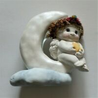 "Vintage 1994 Dreamsicles Figurine Collectible Treasures ""Moon Glow"" DC235 EUC"