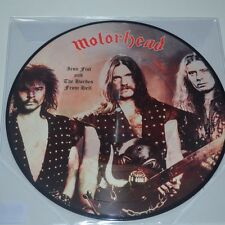 MOTORHEAD - IRON FIST AND THE HORDES FROM HELL - LTD. EDITION LP PICTURE DISC