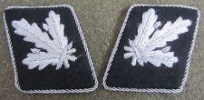 WWII GERMAN WAFFEN BRIGADEFUHRER (GENERAL) COLLAR TABS
