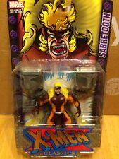 X-Men Classics Sabretooth Action Figure Marvel Toy Biz 2000 NIP