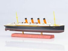 1/1250 ATLAS Diecast RMS LUSITANIA Transatlantic Boat Replica Model Collect Gift