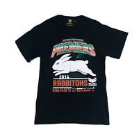 Rabittohs Shirt 2014 Premiers NRL Official Supporter Size Small
