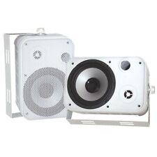 "Pyle Pdwr50W 6.5"" Indoor/Outdoor Waterproof Speakers (White) Pylpdwr50W"