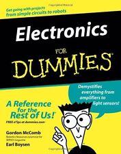 Electronics for Dummies - US Edition,Gordon McComb, Earl Boysen