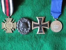Militaria Orden Konvolut 1. WK