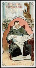 santino-santo card FRAILES DE AIGUEBELLE DOMINICANOS