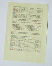 A4 90gsm Acid Free Archival Natural Parchment Paper - 25 sheet pack