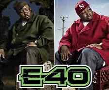 Hip Hop & Rap Music Video Collection DVD - Best of E-40 Ft West Coast Rappers