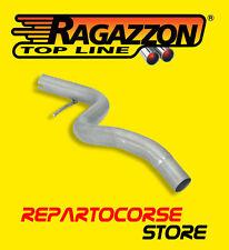 RAGAZZON TUBO CENTRALE SCARICO - VOLKSWAGEN GOLF 3 III - 2.0 GTI 110 KW 150CV