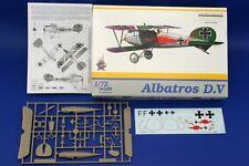eduard Albatros D.V Richard Flashar Jasta 5 1917 modèle-kit 1:72 kit