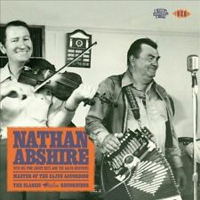 NEW Master Of The Cajun Accordion - The Classic Swallow Recordings (Audio CD)