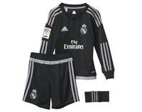 adidas Real Madrid Goalkeeper Kit Shirt, Shorts,Socks, Licensed Product Boxed