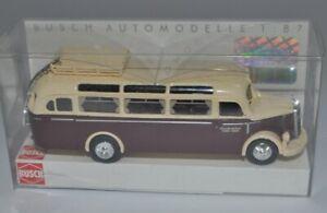 HO Busch mercedes Benz O-3500 Bus