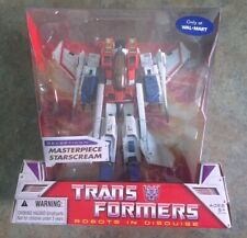 Transformers Masterpiece - Starscream (Walmart Excl.) Sealed