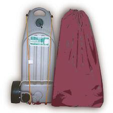 NYLON COVER BAG FOR WASTEMASTER etc BURGUNDY. WATERPROOF, CARAVAN MOTORHOME