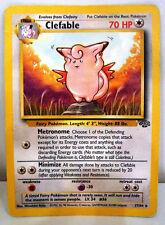 A106 Carte pokemon étrangère d'occasion HOLO CLEFABLE 164 70HP