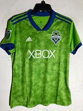 Adidas Women's MLS Jersey Seattle Sounders Team Green sz XL