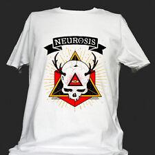 NEUROSIS METAL ROCK T-SHIRT UNISEX melvins helmet alice in chains S-3XL