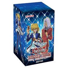 YUGIOH TCG Legendary Duelists Box Season 1