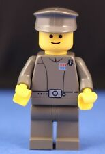 LEGO® STAR WARS™ 7201 Imperial Officer™ Minifigure Old Color / Dark Gray version