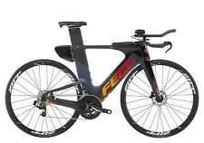 2019 Felt IA2 Disc Carbon Triathlon Bike // TT Time Trial Sram Red eTap 48cm