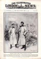 1915 London News September 11 - Warsaw Falls; Russians Evacuate; Ypres; POWs