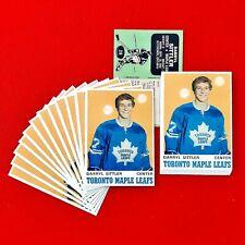 Darryl Sittler - 1970/71 - O-Pee-Chee - Rookie Reprint - #218 - Lot of 24
