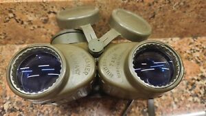 Vintage Binocular Steiner Military Marine 7x50 West Germany