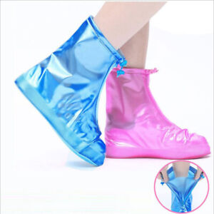 Anti Skid Waterproof Raincoat Set Rain Coat Shoe Boots Cover Water Playing Shoes