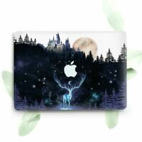 Harry Potter Patronum Hard Cover Case For Macbook Pro Retina Air 11 12 13 15