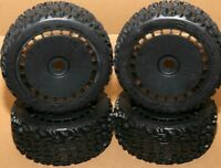 Arrma Talion 6s BLX Truggy Dboots Katar Tires 17mm Wheels Outcast AR106048 48