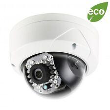 CMHD7422 TVI HD 2.1MP 1080P 3.6mm Lens Vandal Proof 65ft IR  Dome Camera