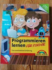 Programmieren Lernen FÜR KINDER / Buch Informatik mit CD-ROM / NEU NP 29,95 ?