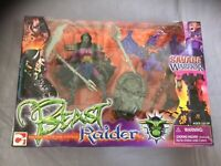 Beast Raider Savage Warrior Playset - Blade Killer Figur Chap Mei Neu & Ovp