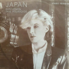 "7"" 1980 RARE! JAPAN : Gentlemen Take Polaroids /MINT-?"